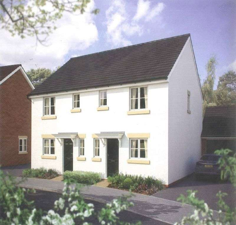 3 Bedrooms Semi Detached House for sale in A brand new phase at Centurion View, Brockworth, Gloucester