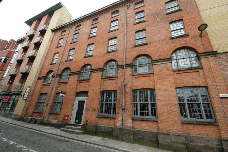 1 Bedroom Flat for sale in Renaissance Building, Liverpool