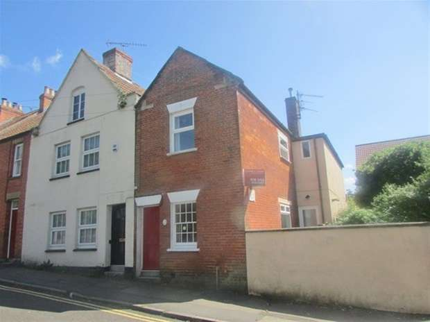 3 Bedrooms Terraced House for sale in Bove Town, Glastonbury