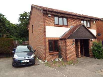 2 Bedrooms Semi Detached House for sale in Purfleet, Essex