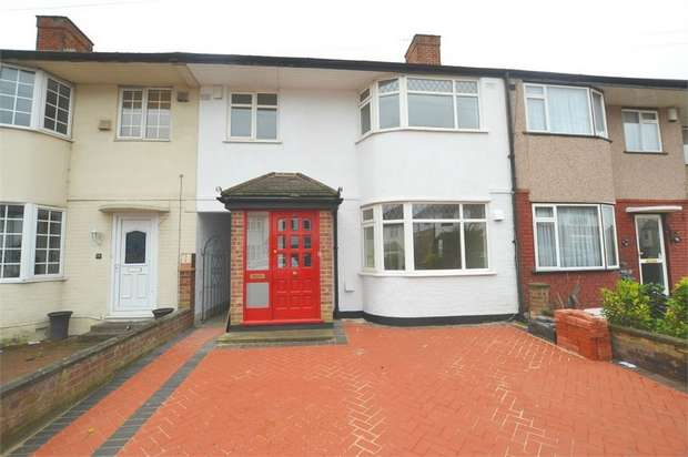 5 Bedrooms Terraced House for sale in Sussex Avenue, Isleworth, Middlesex