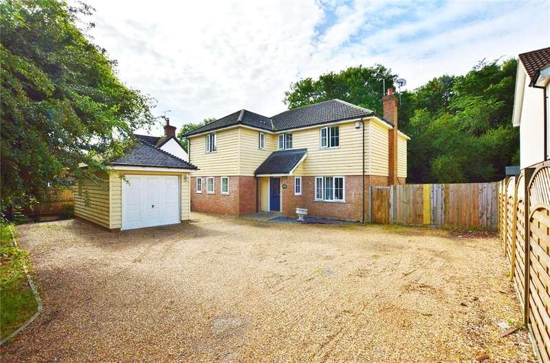 4 Bedrooms Detached House for sale in Takeley
