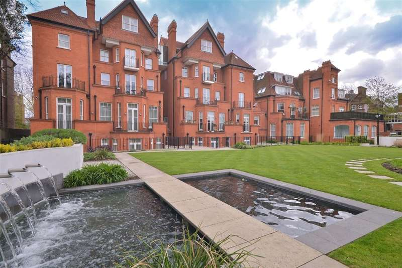 3 Bedrooms Property for sale in De Laszlo House, 3-7 Fitzjohn's Avenue, Hampstead, NW3