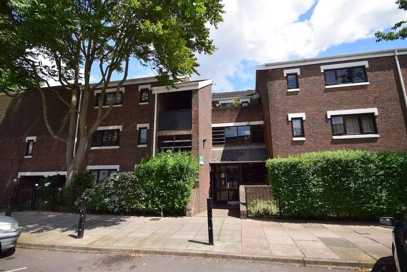 1 Bedroom Flat for sale in Shearling Way, London, London, N7