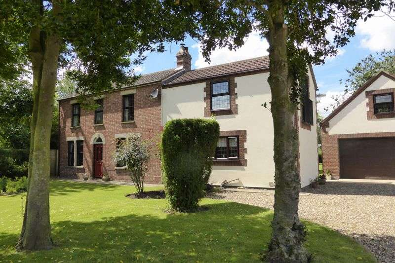 5 Bedrooms Detached House for sale in Walpole Marsh, Walpole St Andrew, Norfolk