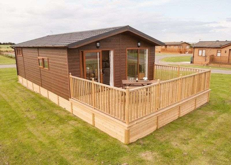 1 Bedroom Bungalow for sale in Holderness Country Park, Tunstall, East Riding of Yorkshire, HU12 0JF