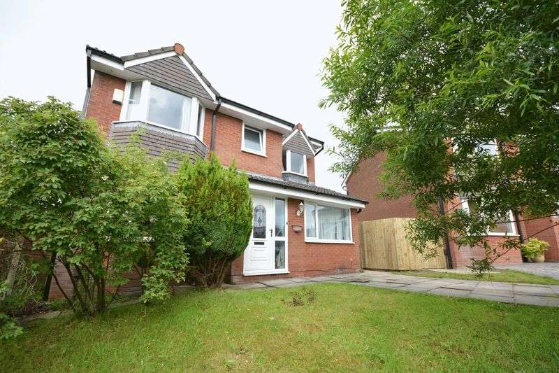 4 Bedrooms Detached House for sale in Hargreaves Road, Oswaldtwistle