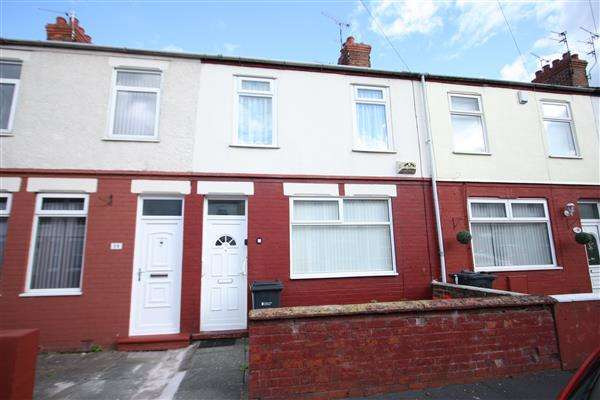 3 Bedrooms Terraced House for sale in Oldfield Road, Ellesmere Port