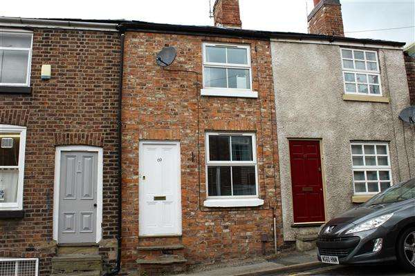 2 Bedrooms Terraced House for sale in Bridge Street, Macclesfield