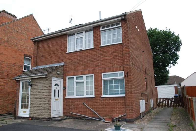 1 Bedroom Apartment Flat for sale in Mill Lane, Newbold Verdon