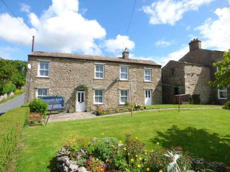 3 Bedrooms Detached House for sale in Sunny Bank, Askrigg