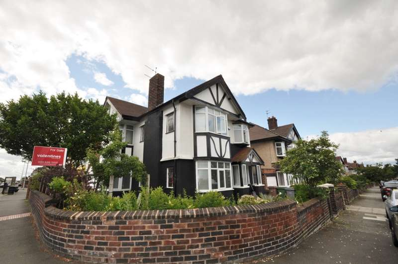 4 Bedrooms House for sale in Vyner Road, Wallasey