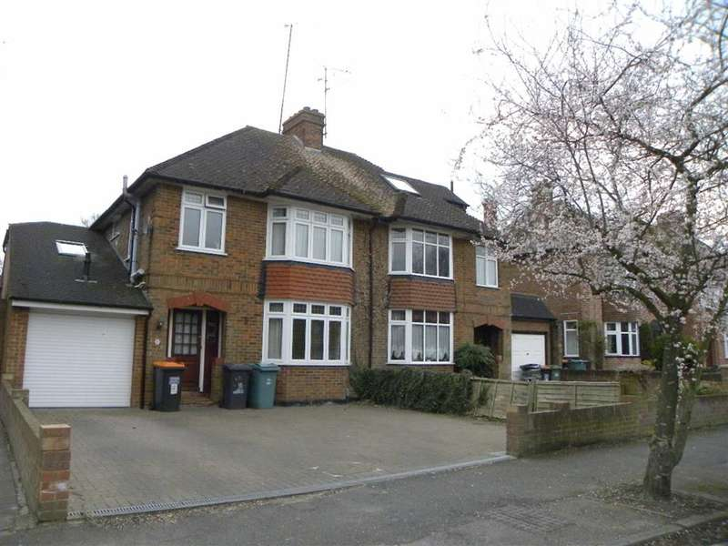 3 Bedrooms Property for sale in Kingscroft Avenue, DUNSTABLE, Bedfordshire, LU5