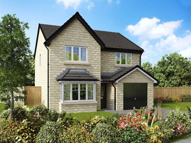 4 Bedrooms Property for sale in Plot 136 Woodland Grange, Fieldfare Way, Bacup, Lancashire, OL13