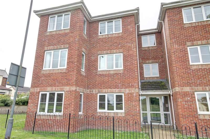2 Bedrooms Flat for sale in Hazel Court, Haswell, Co Durham, DH6