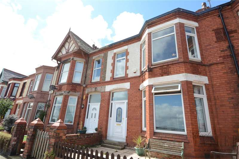 5 Bedrooms Terraced House for sale in Egremont Promenade, Wallasey, Wirral