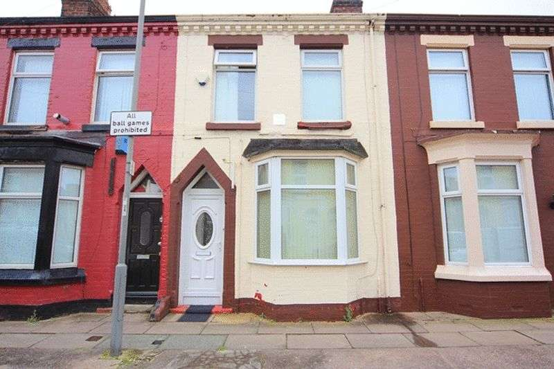 2 Bedrooms Terraced House for sale in Rossett Street, Tuebrook, Liverpool, L6