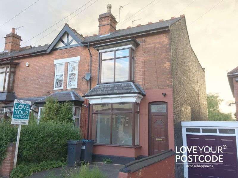 3 Bedrooms Terraced House for sale in Willow Avenue, Edgbaston, Birmingham, B17 8HH