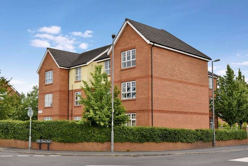 2 Bedrooms Flat for sale in Mill Chase Road, Wakefield
