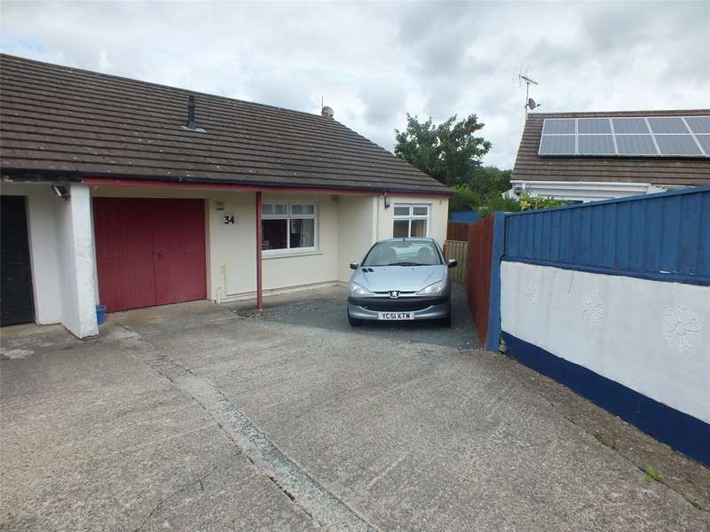 3 Bedrooms Semi Detached Bungalow for sale in Neyland Heights, Neyland, Milford Haven