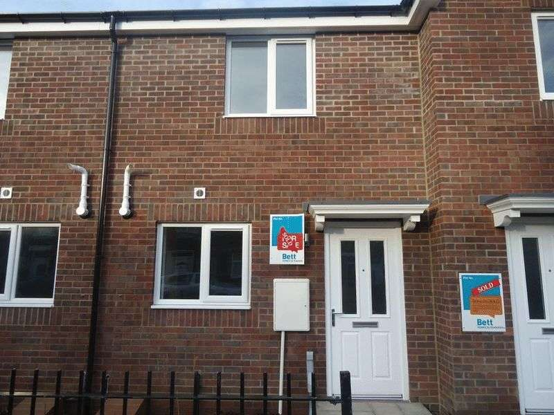 2 Bedrooms Terraced House for sale in Redworth Mews, Ashington
