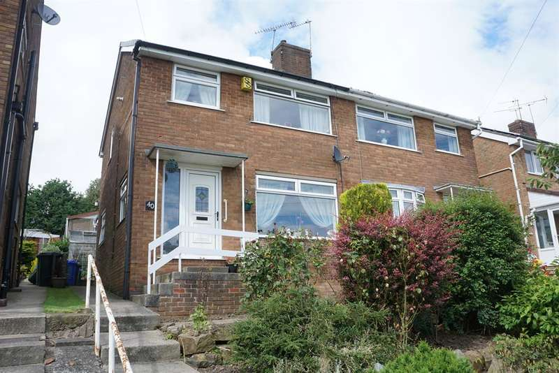 3 Bedrooms Semi Detached House for sale in Beaver Avenue, Handsworth, Sheffield, S13 9QJ