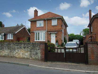 4 Bedrooms Detached House for sale in Thetford, Norfolk