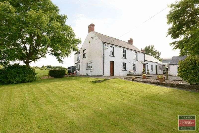 4 Bedrooms Detached House for sale in 16 Gulf Road, Hillsborough, BT26 6ER
