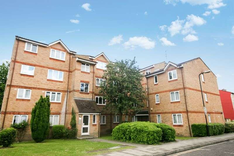 2 Bedrooms Flat for sale in Brewery Close, Wembley