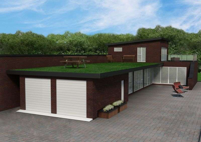 3 Bedrooms Detached Bungalow for sale in Grange Road, Plot 4 The Tree Tops, Bromley Cross, BL7 # NEW BUILD DETACHED SPLIT LEVEL BUNGALOW, PART EX CONSIDERED#