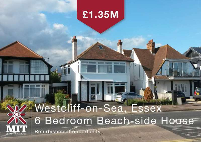 6 Bedrooms House for sale in Chalkwell Esplanade, Southend-On-Sea