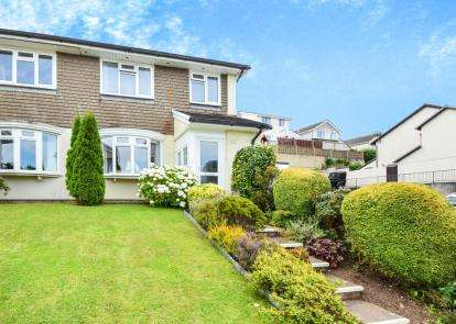 3 Bedrooms Semi Detached House for sale in Kingsbridge, Saffron Park Kingsbrid, Devon