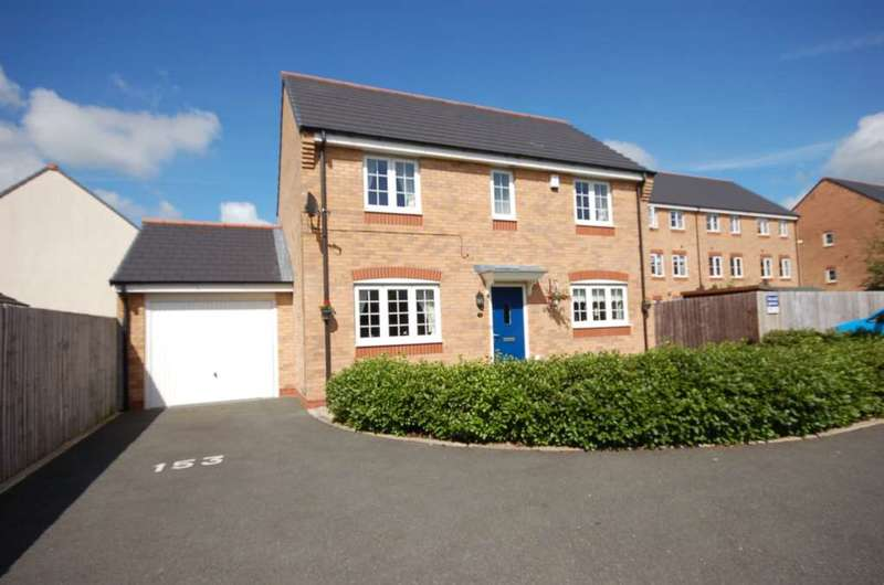 3 Bedrooms Detached House for sale in Sycamore Drive, Wesham
