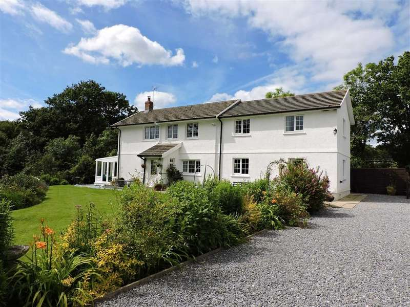 4 Bedrooms Property for sale in Llangain, Llangain, Carmarthenshire