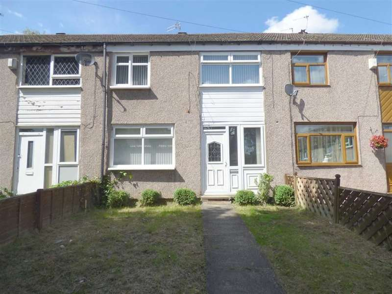 3 Bedrooms Property for sale in Clarkson Close, Rhodes, Manchester, M24