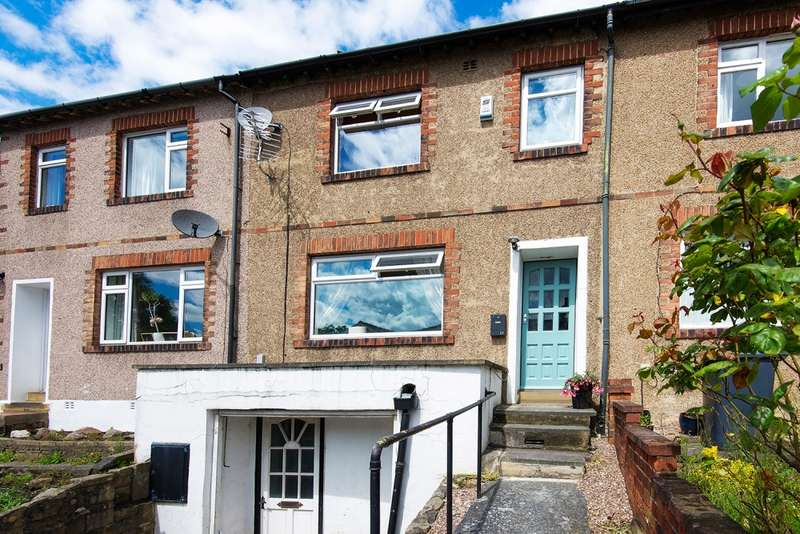 3 Bedrooms Town House for sale in Lynton Drive, Keighley, West Yorkshire, BD20