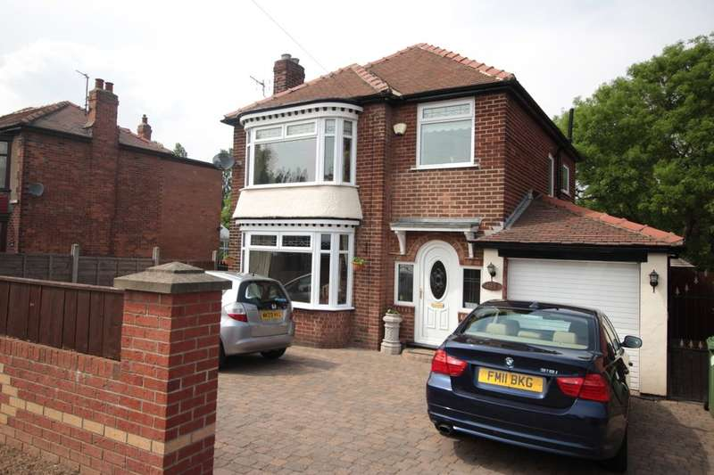 3 Bedrooms Detached House for sale in Darlington Lane, Stockton-On-Tees, TS19