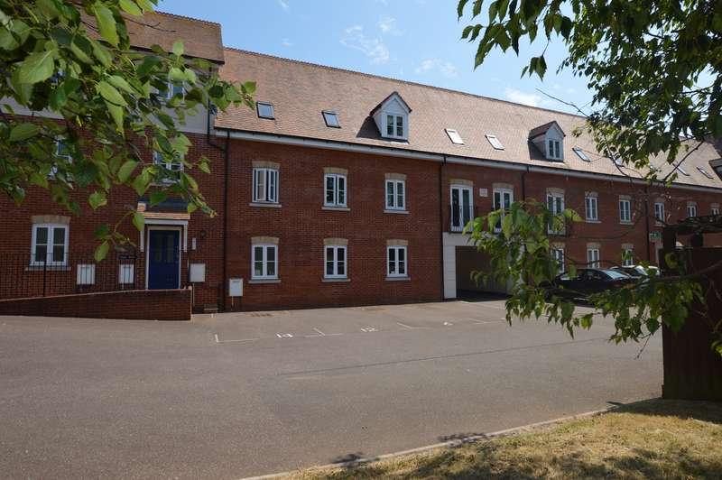 3 Bedrooms Penthouse Flat for sale in St Leonards, Exeter