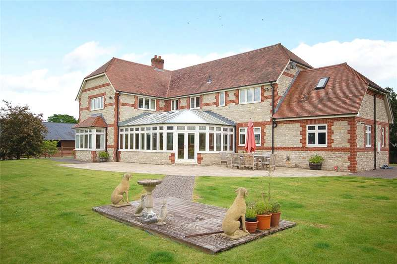 5 Bedrooms Detached House for sale in Tytherington, Warminster, Wiltshire, BA12