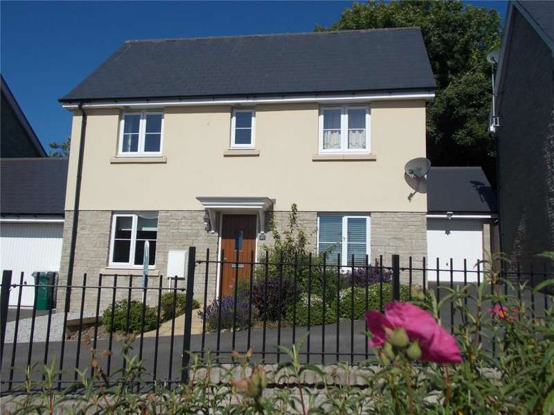 3 Bedrooms Detached House for sale in Trelowen Drive, Penryn, Cornwall