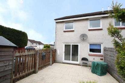 1 Bedroom Terraced House for sale in Redburn Court, Cumbernauld