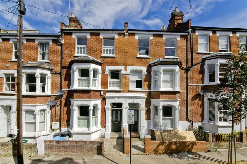 5 Bedrooms Terraced House for sale in Ronalds Road, Highbury, N5