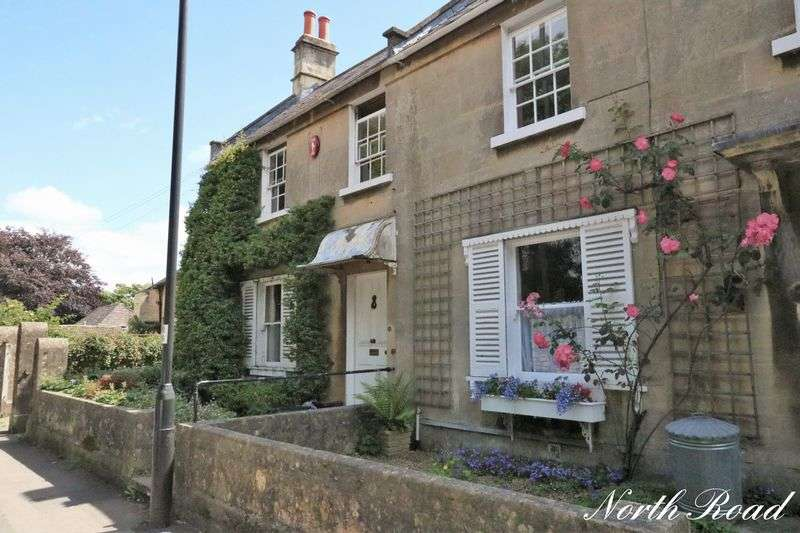 2 Bedrooms Terraced House for sale in North Road, Combe Down, Bath