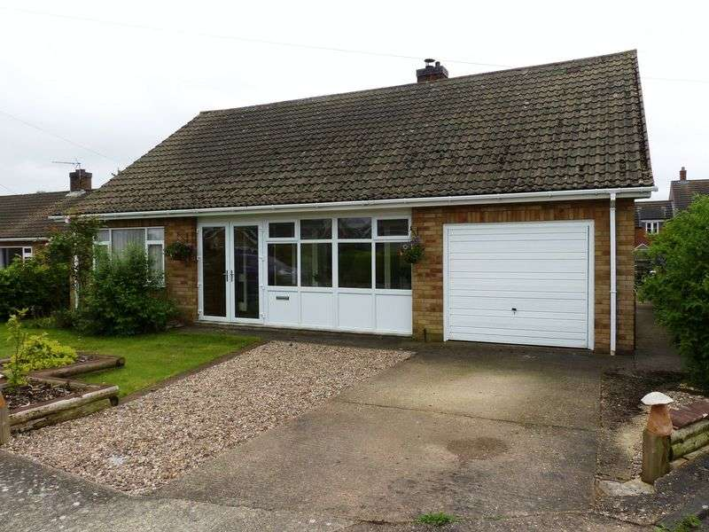 3 Bedrooms Detached Bungalow for sale in The Spurr, Wellingore