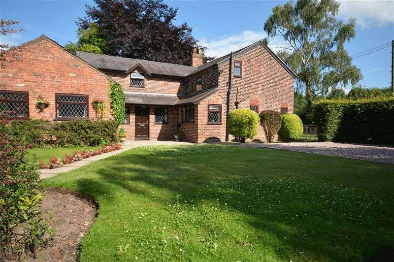 3 Bedrooms Detached House for sale in Lily Lane, Middlewich