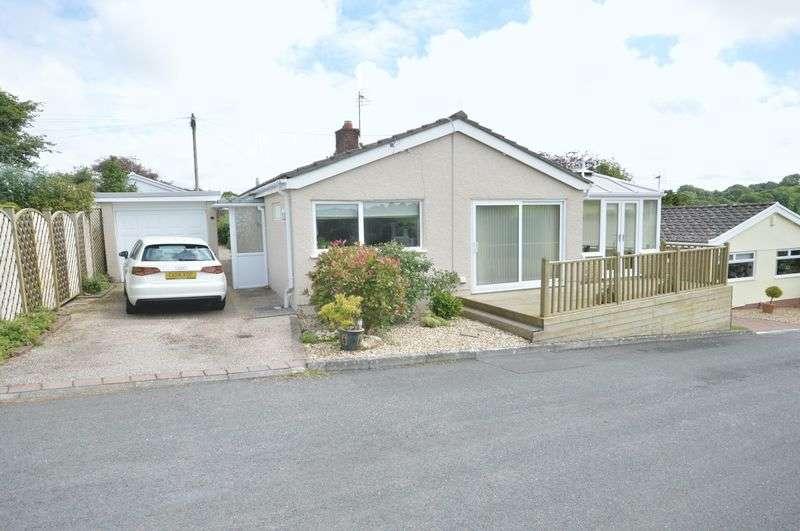 3 Bedrooms Detached Bungalow for sale in 19 Church Hill Close, Cowbridge, Llanblethian CF71 7JH