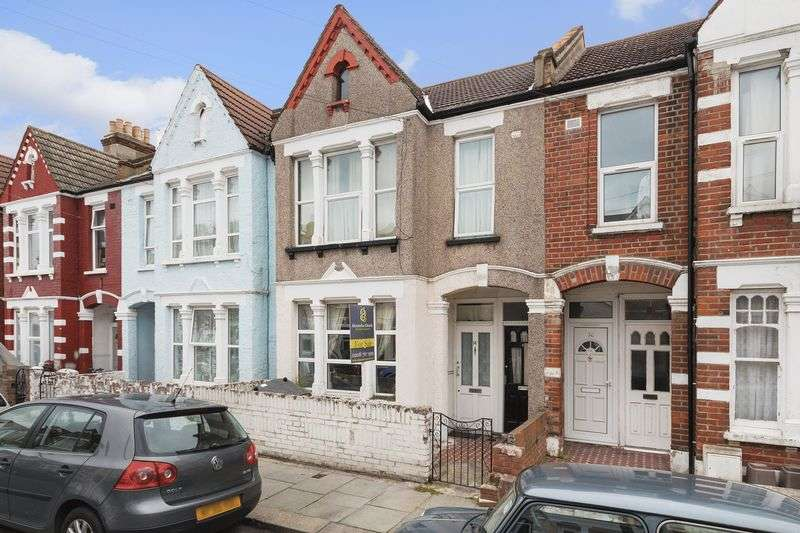 2 Bedrooms Flat for sale in Heaton Road, Mitcham