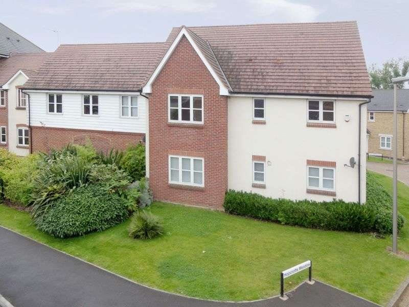 1 Bedroom Flat for sale in Hopcrofts Meadow, Milton Keynes