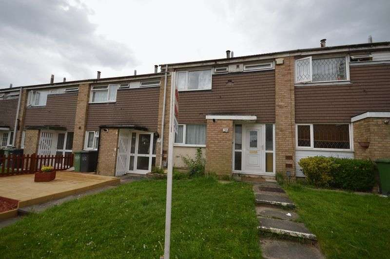 3 Bedrooms Terraced House for sale in Sylam Close, Luton