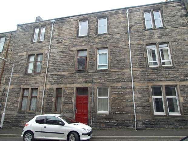 2 Bedrooms Flat for sale in Alexandra Street, Dunfermline, KY12